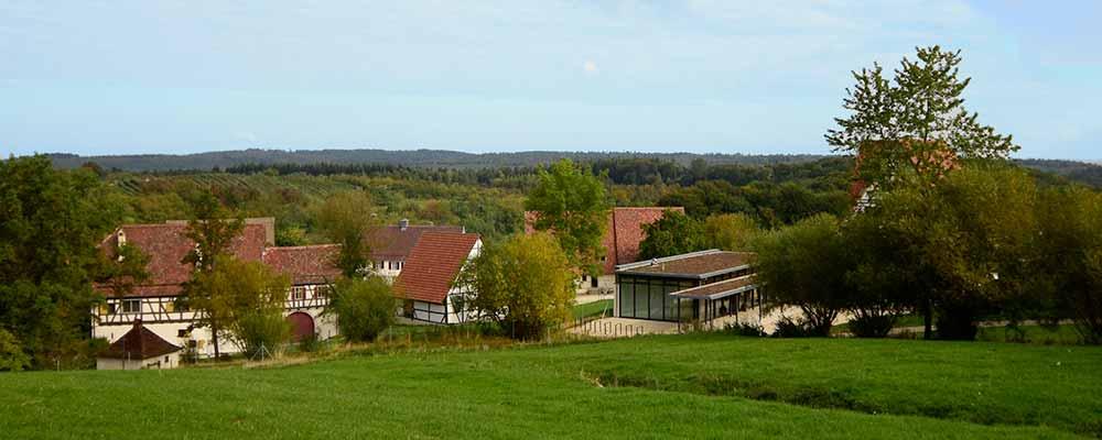Im Freilichtmuseum Beuren wird Geschichte im ländlichen Raum erlebbar.
