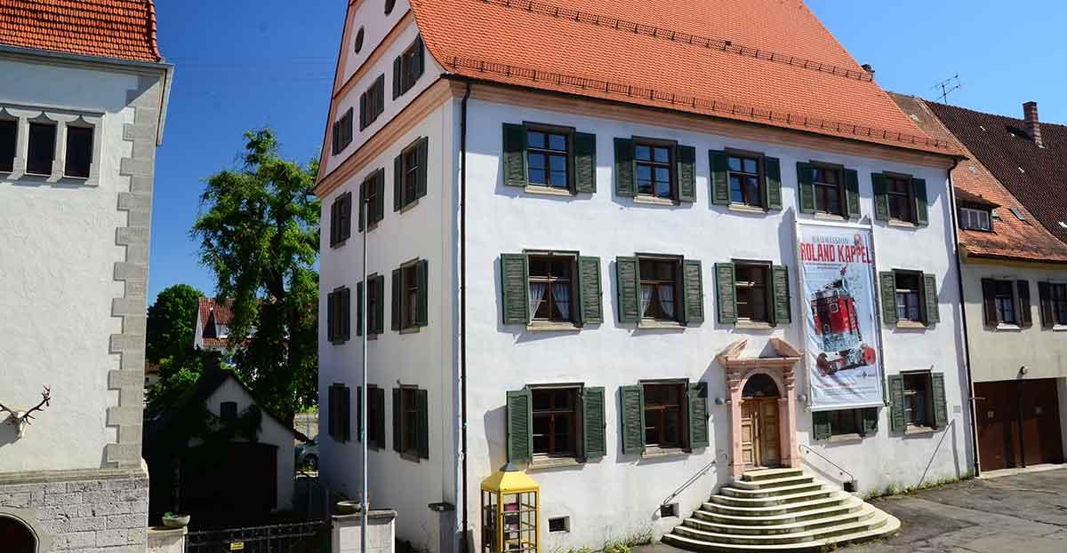 Museum im Alten Oberamt in Gammertingen
