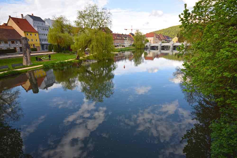 DOnaupromenade mit Großbruck in Tuttlingen