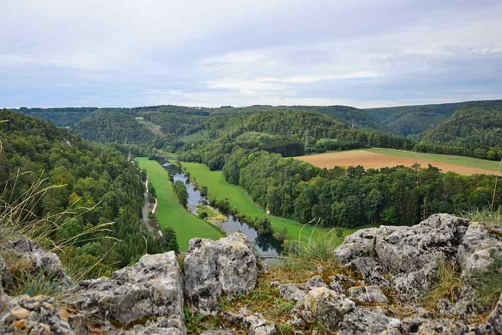 Donaufelsengarten Donautal