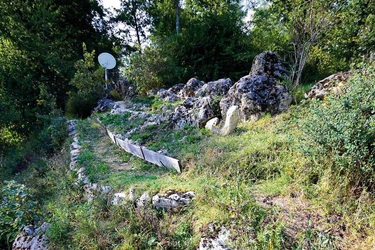 Irndorfer Felsengarten