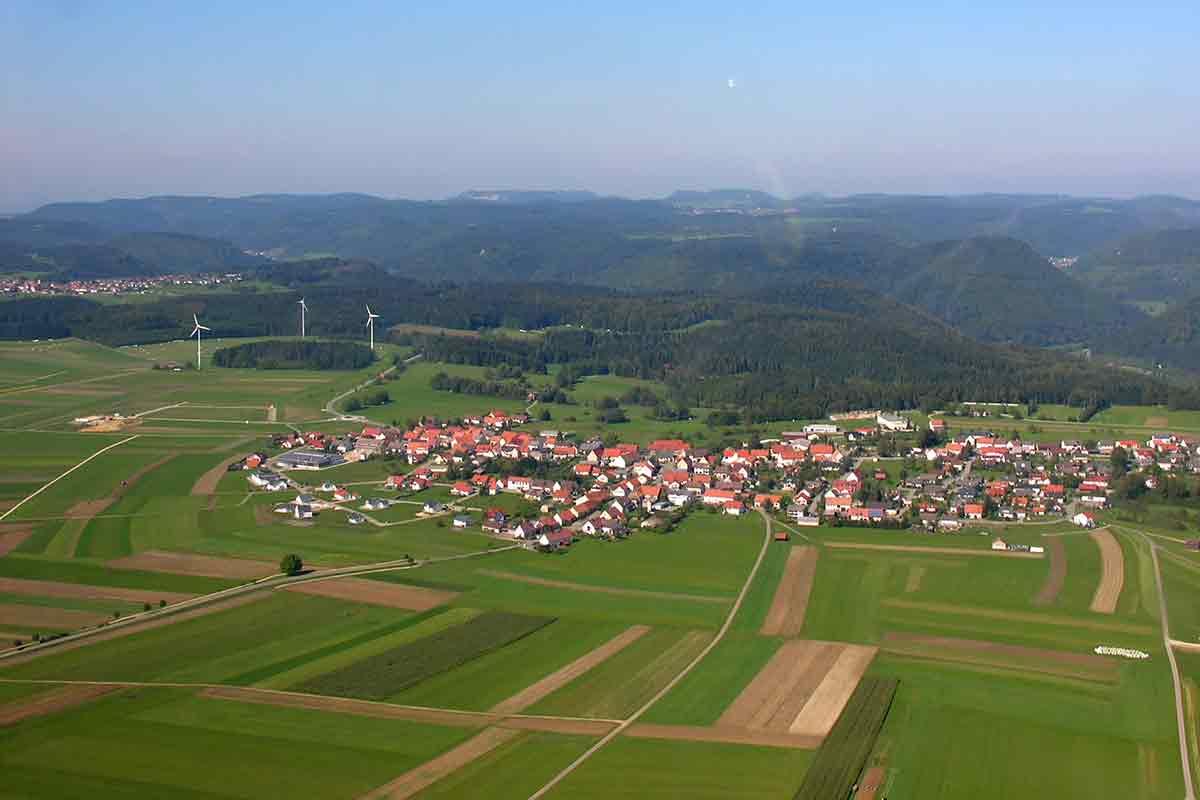 Renquishausen Aklbhochfläche