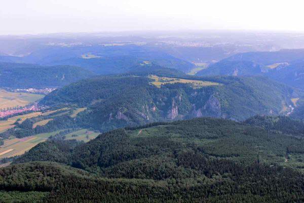 luftbild donauheuberg