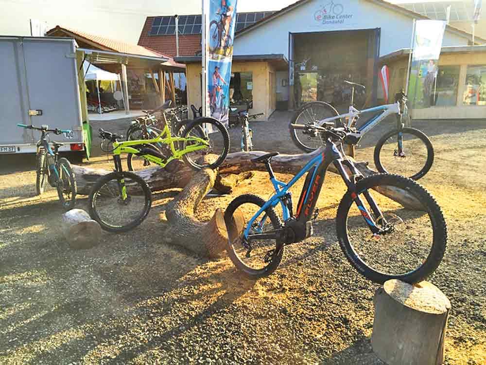 E-Mountaion-Bikes