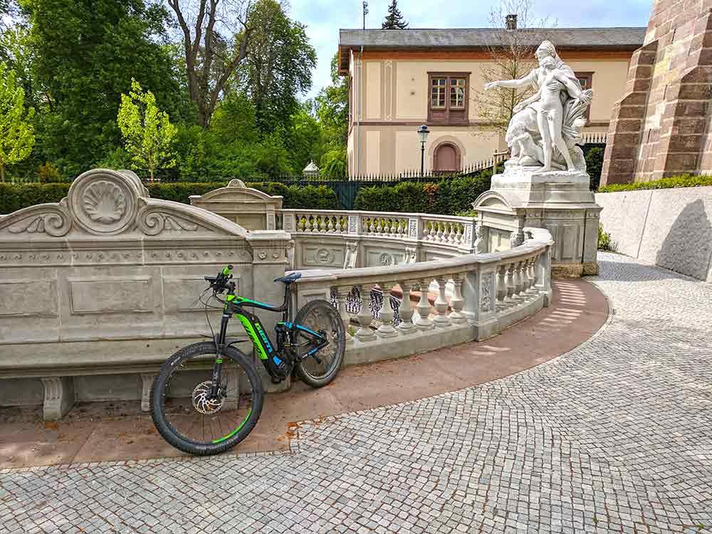 Giant E-Mountainbike von Fahrrad Buck