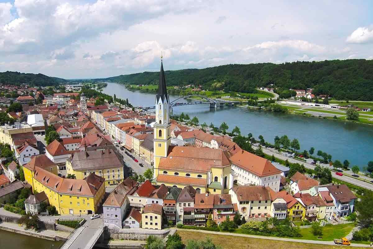 Vilshofen: Die kleine Dreiflüssestadt im Herzen Niederbayerns