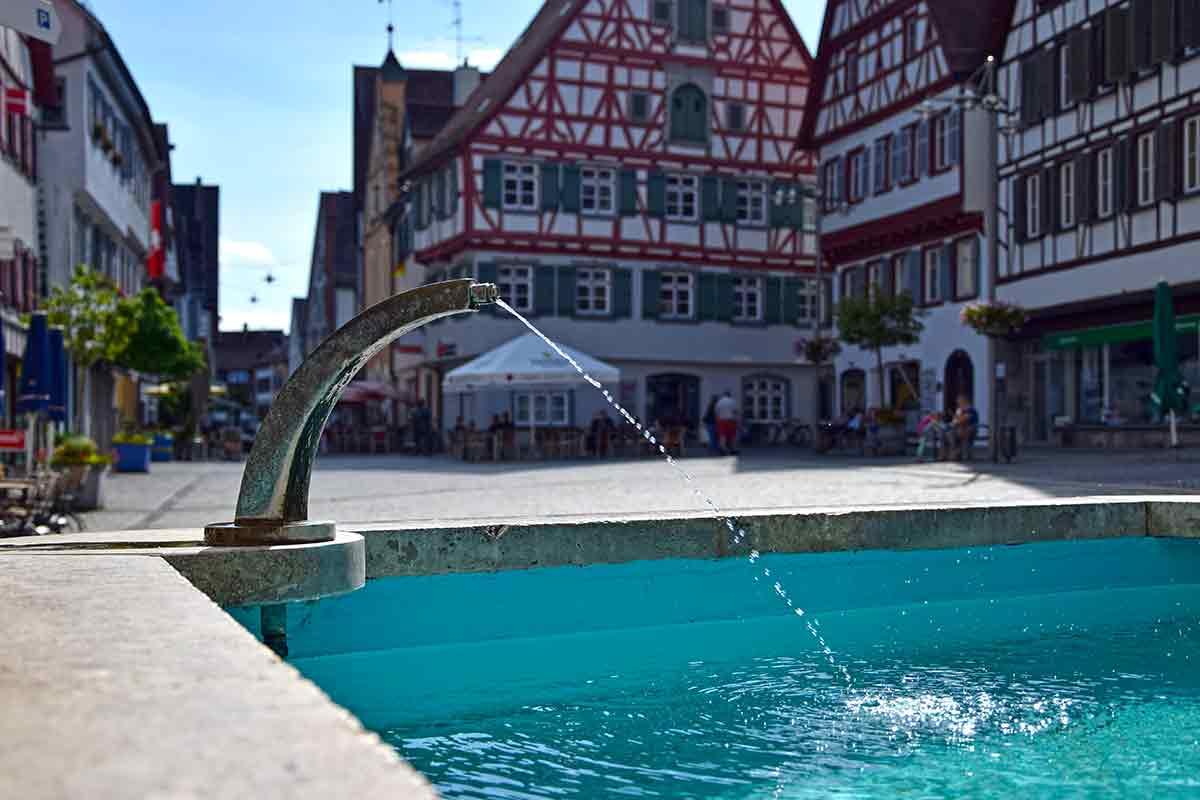 Stadtbrunnen Riedlingen