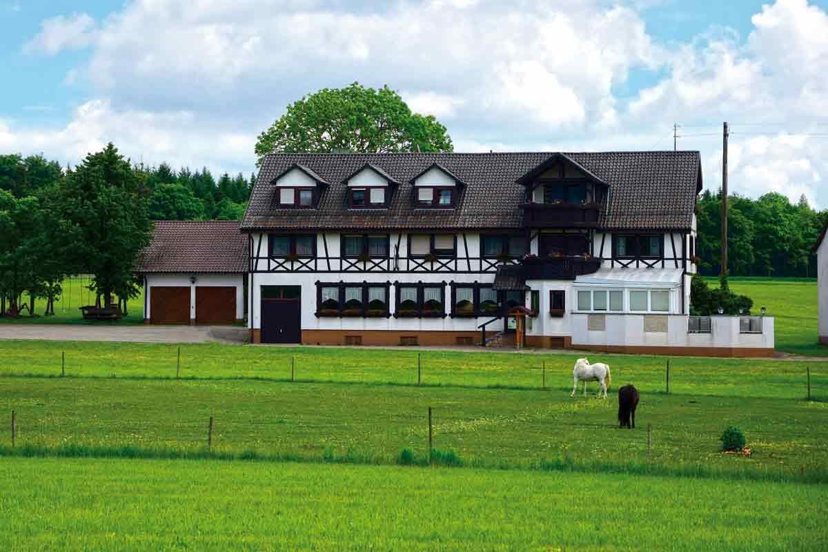 Gasthaus Rose: Schwäbische Hausmacherküche auf dem Rußberg