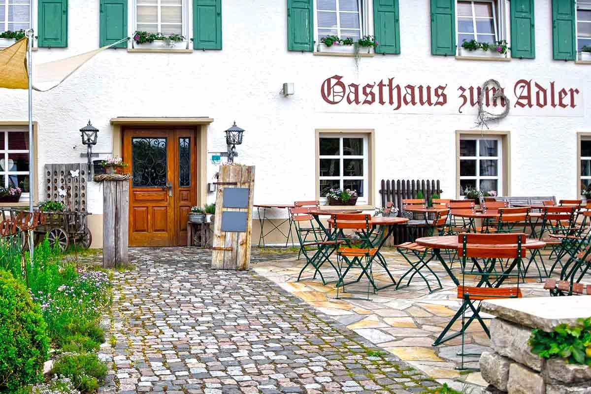 Kulinarische Wohlfühlwelten im Gasthaus Adler in Leibertingen