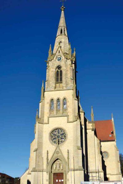 Kirche Vilsingen