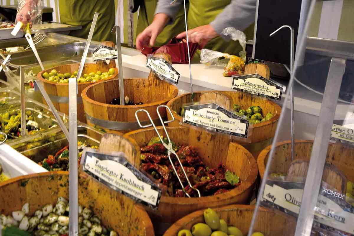 Oliven Markt Tuttlingen