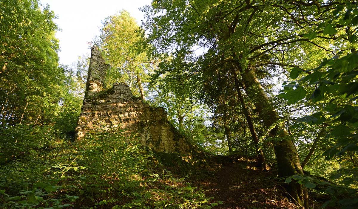 Ruine Kraftstein