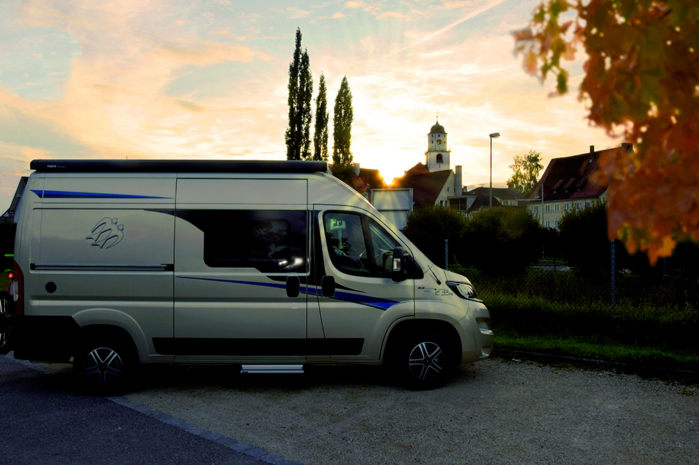Wohnmobilstellplatz Meßkirch
