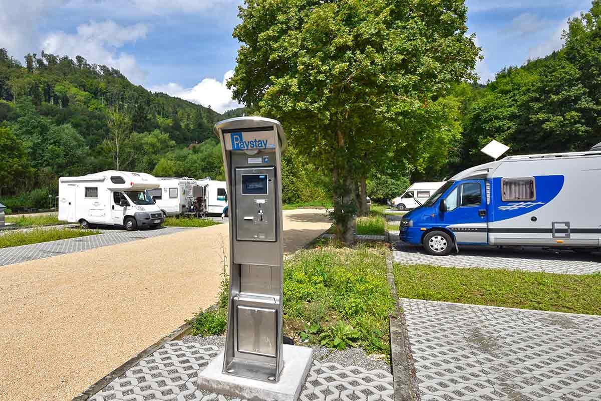 Wohnmobil-Stellplatz Beuron