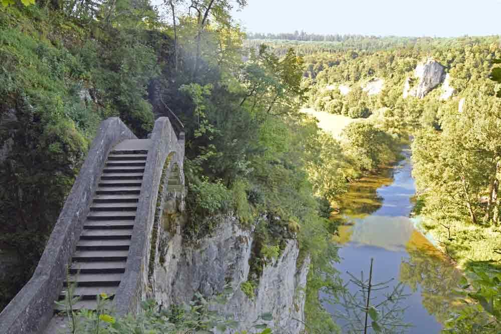 Teufelsbrücke Inzigkofen