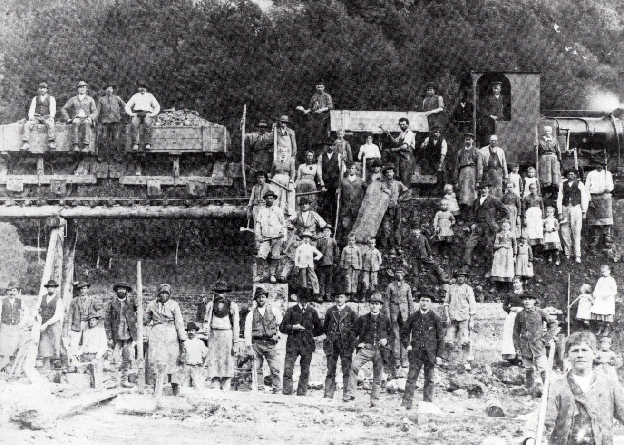 Gastarbeiter für die Donautalbahn
