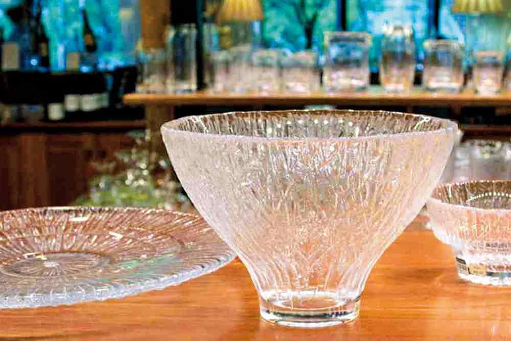 Niederbayerisches Glashandwerk