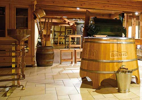 Hirschbrauerei-Museum