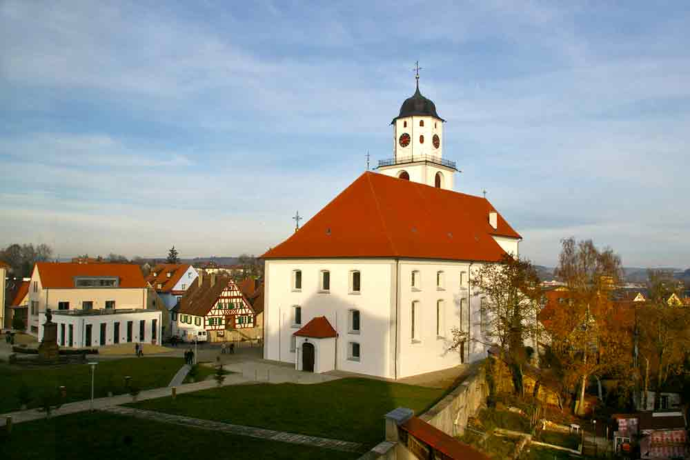 Stadtkirche St. Martin, Meßkirch