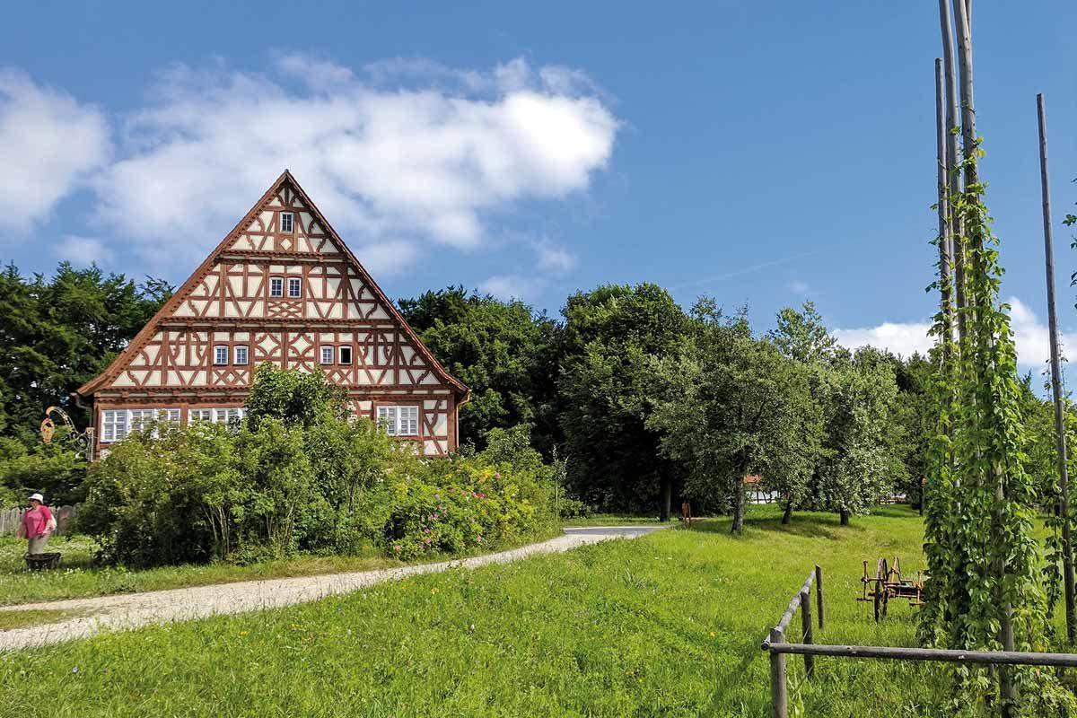 Die Museumsgaststätte Ochsen, Neuhausen ob Eck