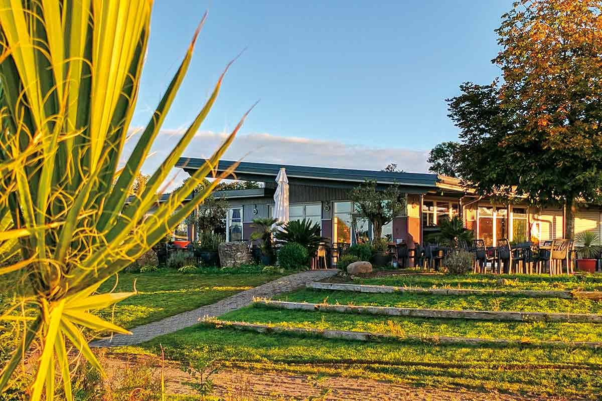 Restaurant Südsee3: Genießen am Strand an den Zielfinger Seen