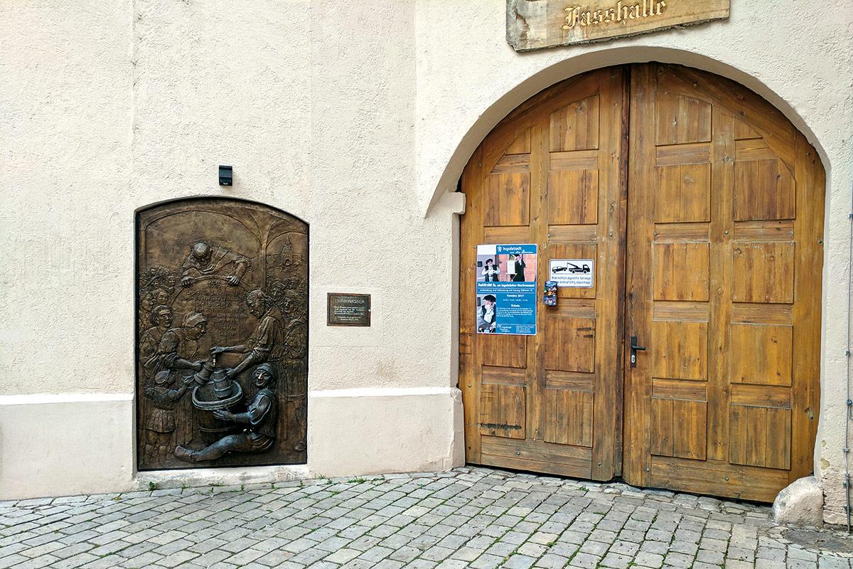 Bierbrunnen Ingolstadt