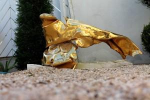 Skulptur von Sylvia Reiser