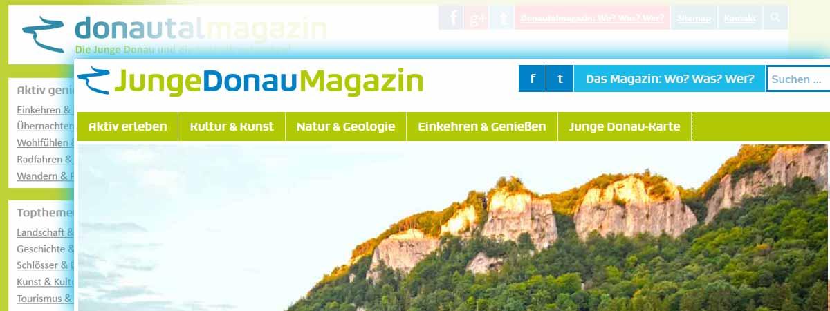 Junge Donau Magazin