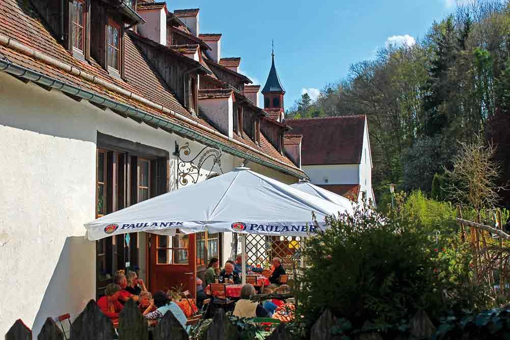 Schmeck den Süden Restaurant Gutshof Käppeler
