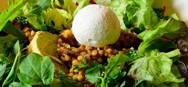 Schmackhaft und gesund: der Goißadäler Wildkräutersalat