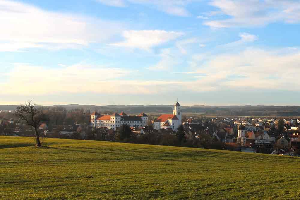 Stadtansicht Messkirch