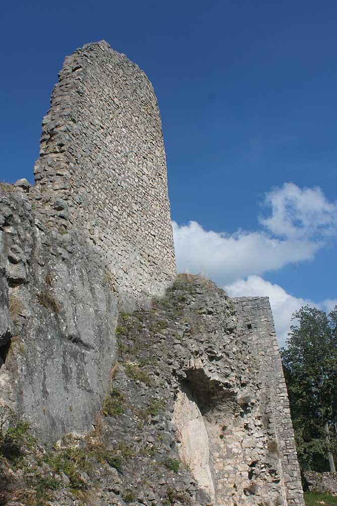 Ruine Ober-Falkenstein