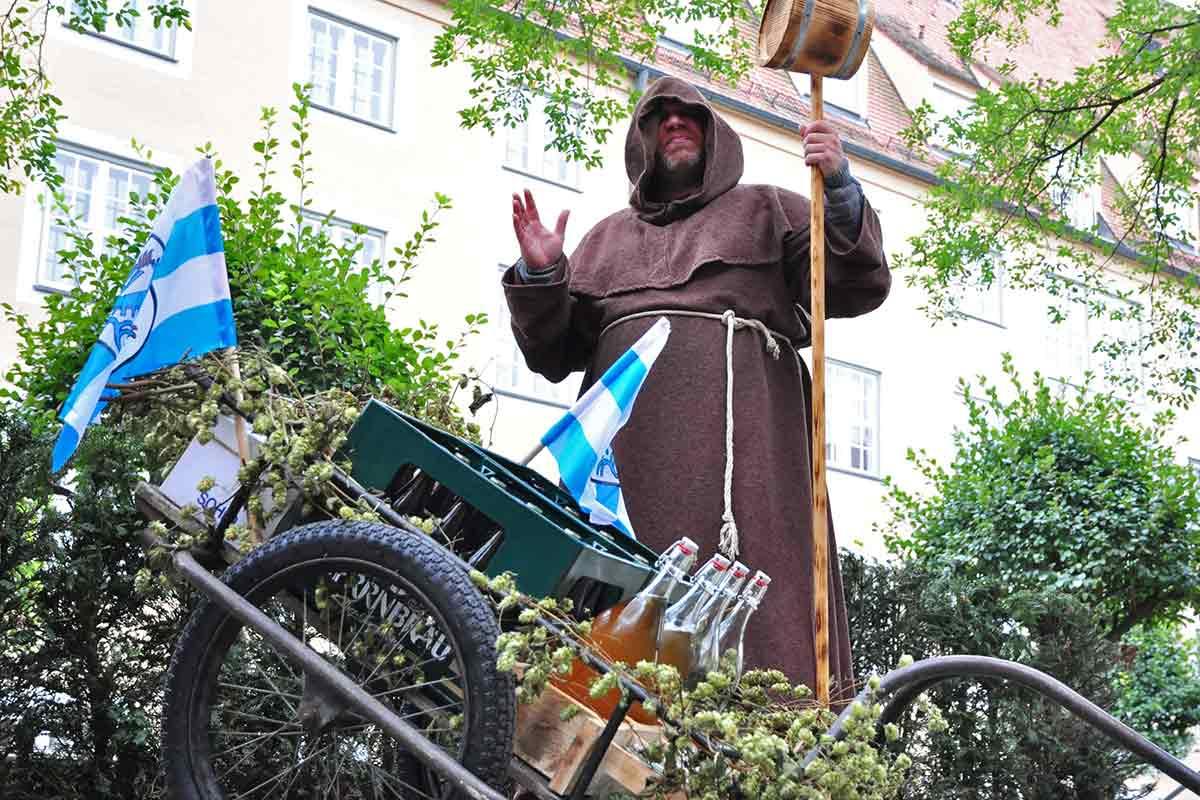 Schanzer Biertour Reinheitsgebot Ingolstadt