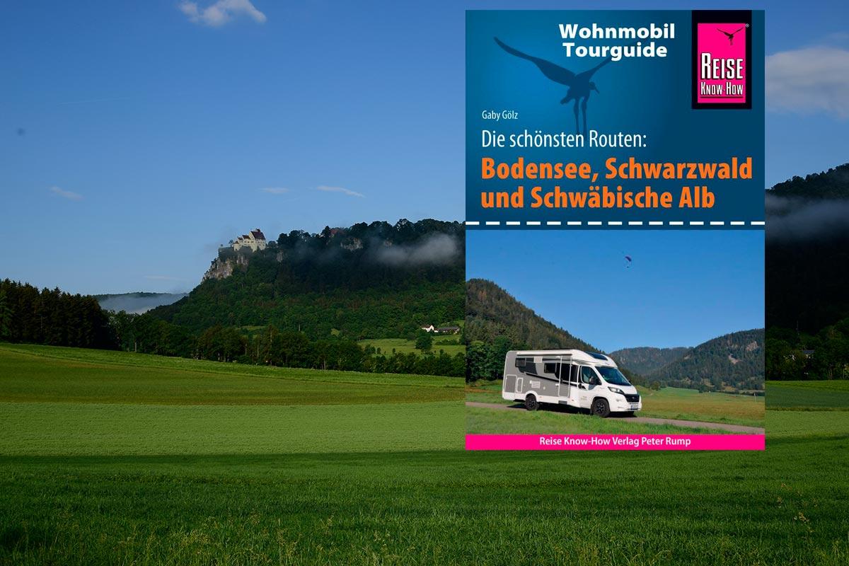 Wohnmobil Tourguide Bodensee Schwarzwald Schwaebische Alb