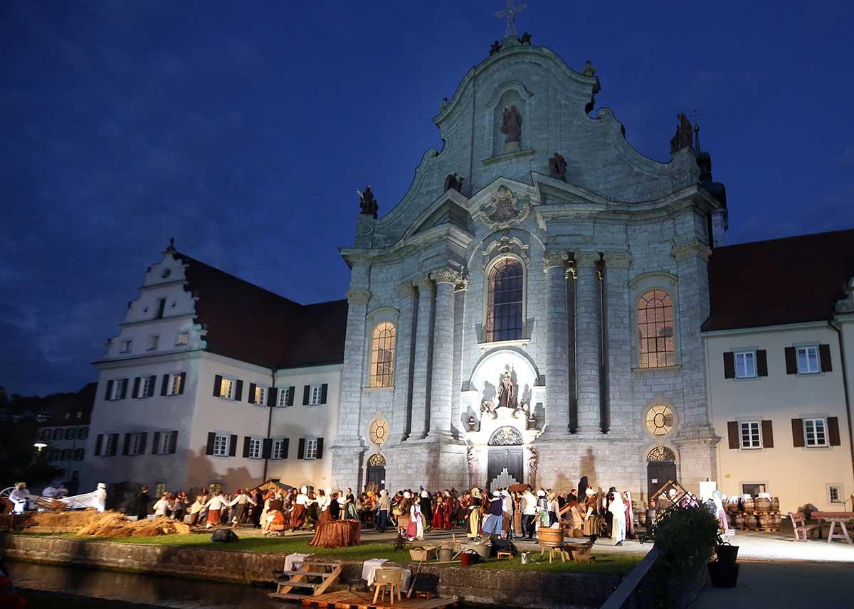 Zwiefalter Klosterkirche
