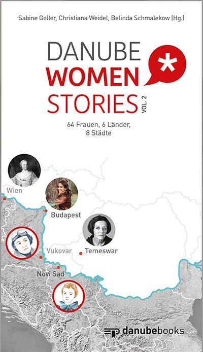 Cover Danube Women Stories